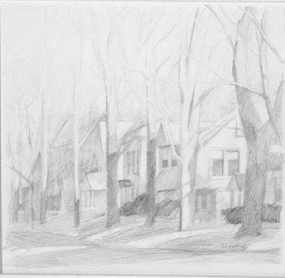 1978 Spaced Between_ medium_7-75x8 in_pencil_7146
