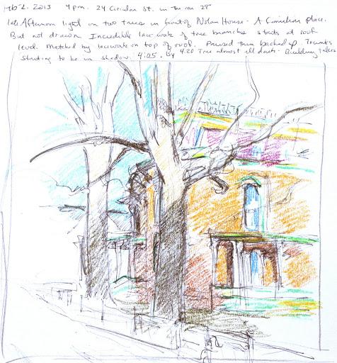 2013 Study - Circular Street pair