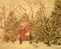 1981ca Winter Filigree_12x18 in_7477