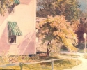 1992 Pink Pair_23x31 in_oil on paper_1044s