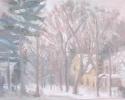 1978 Winter Street_12x15-75_oil on panel_7170.
